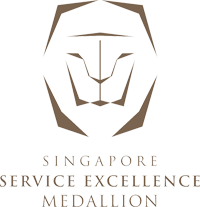 Singapore Service Excellence Medallion